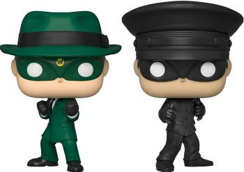 Green Hornet POP! Vinyl Figure - The Green Hornet and Kato (2-Pack) (Overseas Edition)