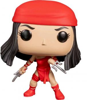 Daredevil POP! Vinyl Figure - Elektra (First Appearance) (80th anniversary) (Overseas Edition)