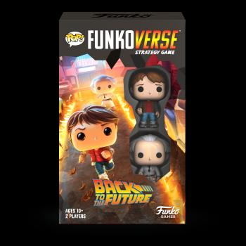 Back To The Future Board Games - FunkoVerse POP! Expandalone