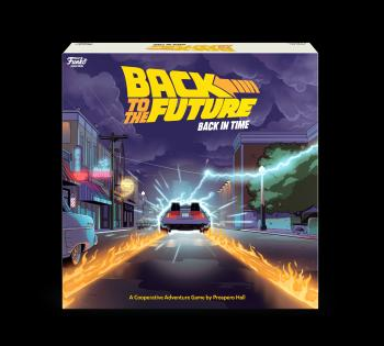 Back to the Future Signature Games - Back in Time