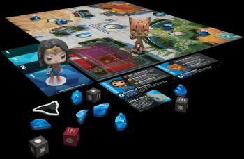 DC Comics 102 Board Games - FunkoVerse POP! Expandalone