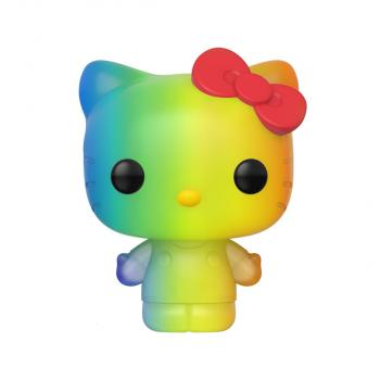 Hello Kitty POP! Vinyl Figure - Hello Kitty Rainbow (Pride 2020)