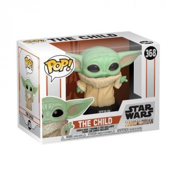 Star Wars: Mandalorian POP! Vinyl Figure - The Child (Baby Yoda)