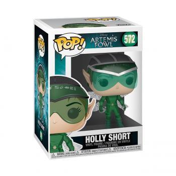 Artemis Fowl POP! Vinyl Figure - Holly Short (Disney)