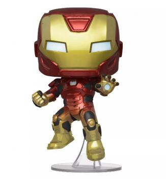 Avengers Game POP! Vinyl Figure - Iron Man (Space) (Special Edition)