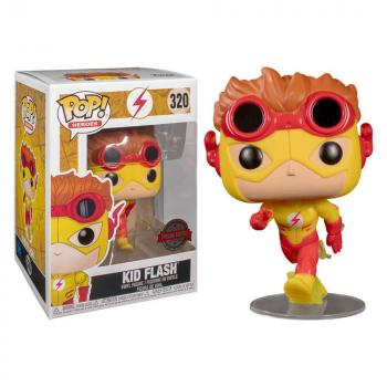 Young Justice POP! Vinyl Figure - Kid Flash (Special Edition)