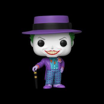 Batman POP! Vinyl Figure - Joker (1989) w/ Hat (Jack Nicholson)