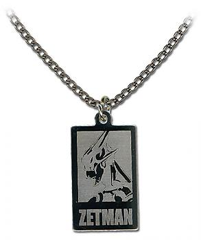 Zetman Necklace - Zetman Portrait Metal