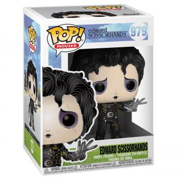 Edward Scissorhands POP! Vinyl Figure - Edward Scissorhands Pop Figure