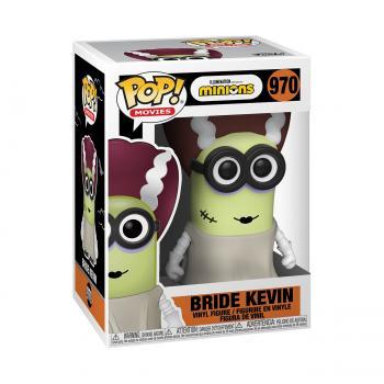 Halloween Minions POP! Vinyl Figure - Bride Kevin