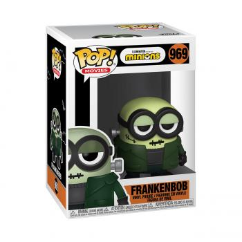 Halloween Minions POP! Vinyl Figure - Frankenbob