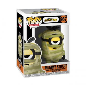 Halloween Minions POP! Vinyl Figure - Mummy Stuart