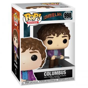 Zombieland POP! Vinyl Figure - Columbus