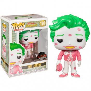 DC Comics Bombshells POP! Vinyl Figure - Joker (Pink) (Special Edition)