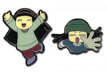 Wallflower Pins - Sunako (Set of 2)