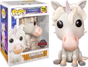 Onward POP! Vinyl Figure - Unicorn (Special Edition) (Disney)