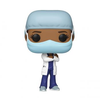 Front Line Workers POP! Vinyl Figure - Female Ver. 2