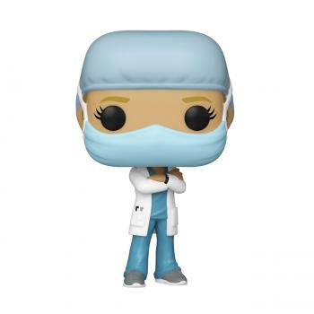 Front Line Workers POP! Vinyl Figure - Female Ver. 1