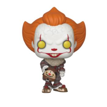Stephen King's It Chapter 2 POP! Vinyl Figure - Pennywise w/ Beaver Hat (Special Edition)