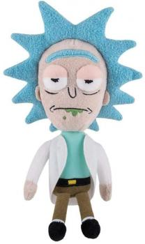 Rick and Morty Plushies - Rick Galactic