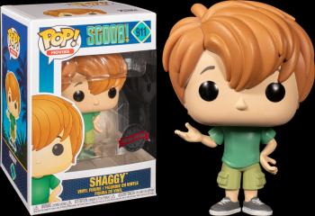 Scooby-Doo POP! Vinyl Figure - Shaggy (Young) (Special Edition)