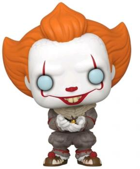 Stephen King's It Chapter 2 POP! Vinyl Figure -  Pennywise w/ Glow Bug (Special Edition)