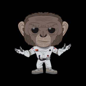 Space Force POP! Vinyl Figure - Marcus the Chimstronaut