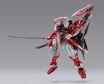 Gundam Seed Astrays Action Figure - Red Frame (Alternative Strike) Metal Build