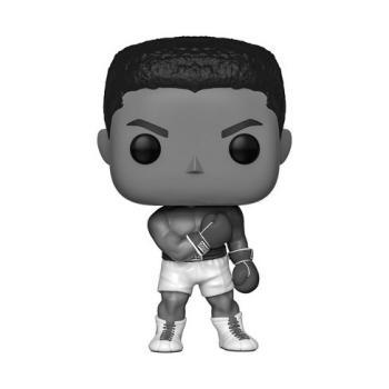 Boxing Stars POP! Vinyl Figure - Muhammad Ali (Black & White) (Special Edition)