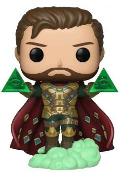 Far From Home Spider-Man POP! Vinyl Figure- Mysterio (Unmasked) (Special Edition) [STANDARD]