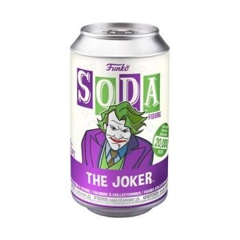 Dark Knight Batman Vinyl Soda Figure - Joker Vinyl Soda Figure (Limited Edition: 20000 PCS)