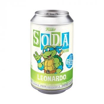 Teenage Mutant Ninja Turtles Vinyl Soda Figure - Leonardo (Limited Edition: 12,500 PCS)