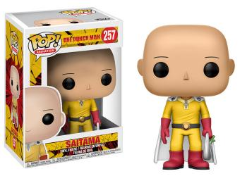 One-Punch Man POP! Vinyl Figure - Saitama [COLLECTOR]