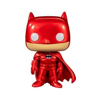 Batman POP! Vinyl Figure - Batman (Red Metallic) (Special Edition) [STANDARD]