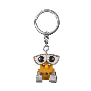 Disney Wall-E Pocket POP! Key Chain - Wall-E (Metallic) (Special Edition)