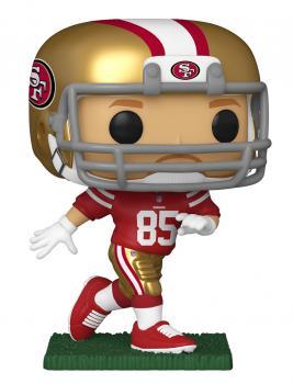 NFL Stars POP! Vinyl Figure - George Kittle (Home Jersey) (San Francisco 49ers)