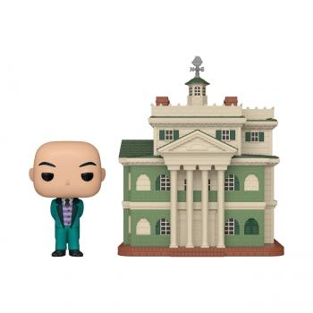 The Haunted Mansion POP! Town Vinyl Figure - Butler w/ Haunted Mansion (Disney)
