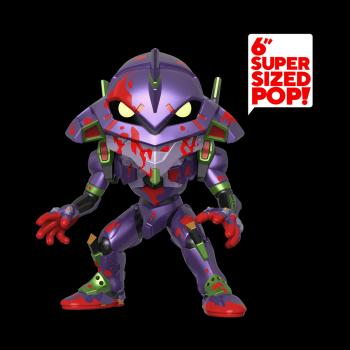 "Evangelion 6"" POP! Vinyl Figure - Eva Unit 01 (Bloody) (AE Exclusive)"