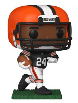 NFL Draft POP! Vinyl Figure - Nick Chubb (Cleveland Browns)