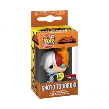 My Hero Academia Pocket POP! Key Chain - Todoroki (GITD) (AAA Anime Exclusive)