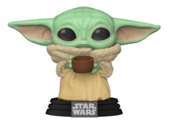 Star Wars: Mandalorian POP! Vinyl Figure - The Child w/ Cup [COLLECTOR]