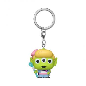 Disney's Pixar Pocket POP! Key Chain - Alien as Bo Peep