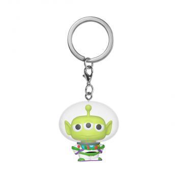 Disney's Pixar Pocket POP! Key Chain - Alien as Buzz