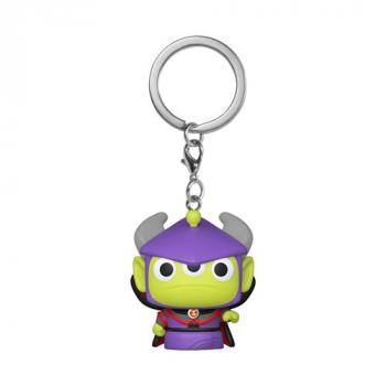 Disney's Pixar Pocket POP! Key Chain - Alien as Zurg