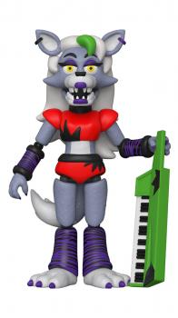 Pizza Plex Five Nights at Freddy's Action Figure - Roxanne Wolf