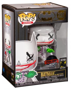 Batman POP! Vinyl Figure - Joker is Wild (Special Edition) (80th anniversary)