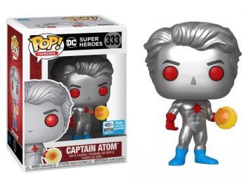 DC Comics POP! Vinyl Figure - Captain Atom (WonderCon Exclusive) [STANDARD]
