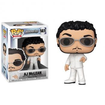 Pop Rocks Backstreet Boys POP! Vinyl Figure - AJ McLean