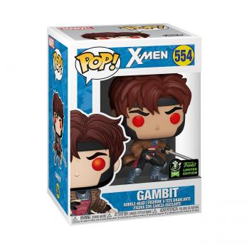 X-Men POP! Vinyl Figure - Gambit (Marvel) (2020 Summer Convention Exclusive)