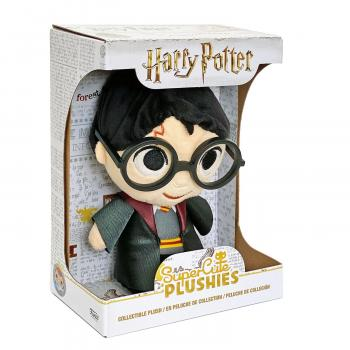 Harry Potter SuperCute Plush: Harry Potter (Boxed)
